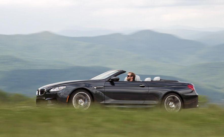 2012 BMW M6 convertible - Slide 8