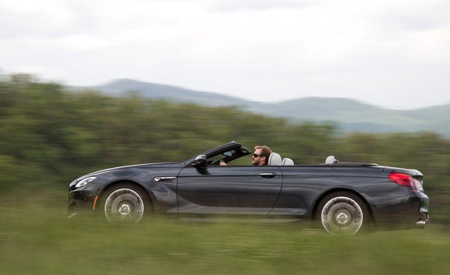 2012 BMW M6 convertible - Slide 9