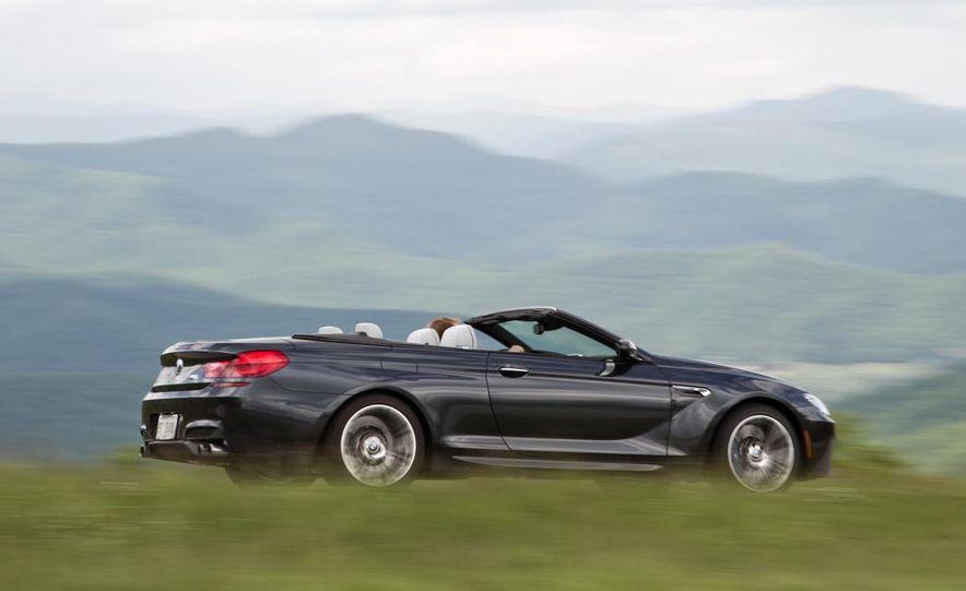 2012 BMW M6 convertible - Slide 10