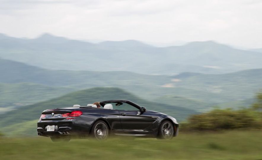 2012 BMW M6 convertible - Slide 11