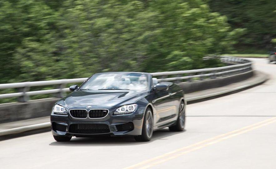 2012 BMW M6 convertible - Slide 12