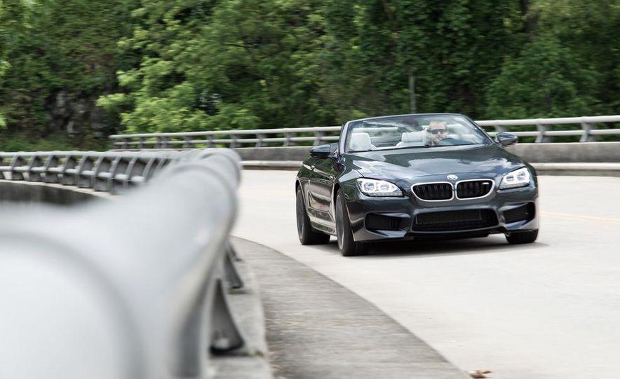 2012 BMW M6 convertible - Slide 13