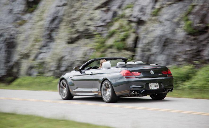 2012 BMW M6 convertible - Slide 16
