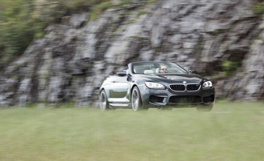 2012 BMW M6 convertible - Slide 18