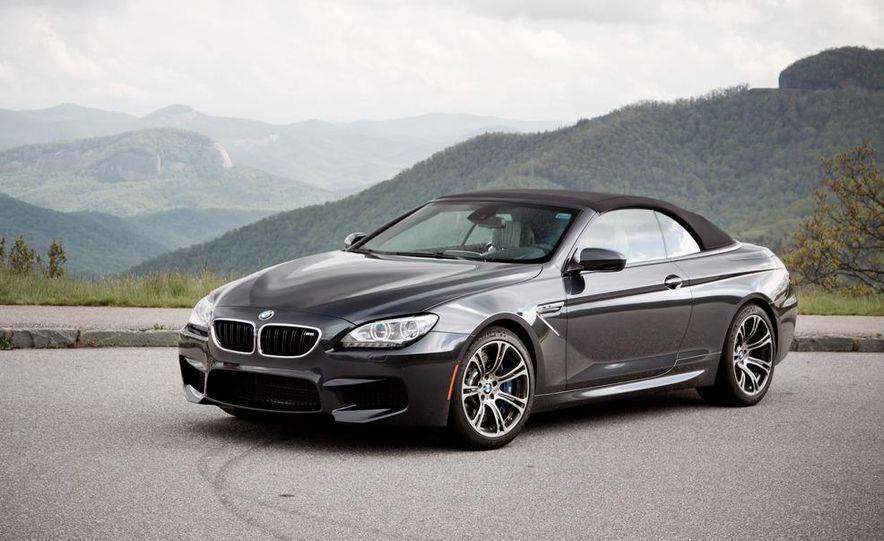 2012 BMW M6 convertible - Slide 19