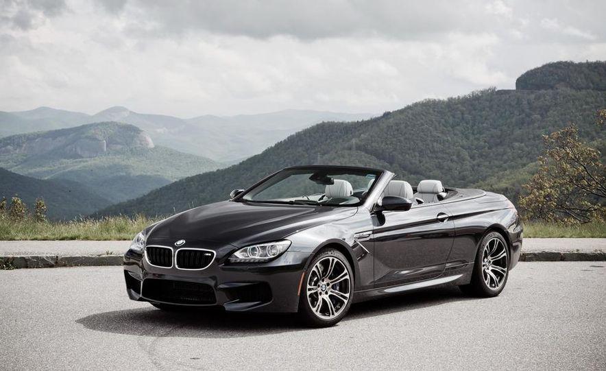 2012 BMW M6 convertible - Slide 20