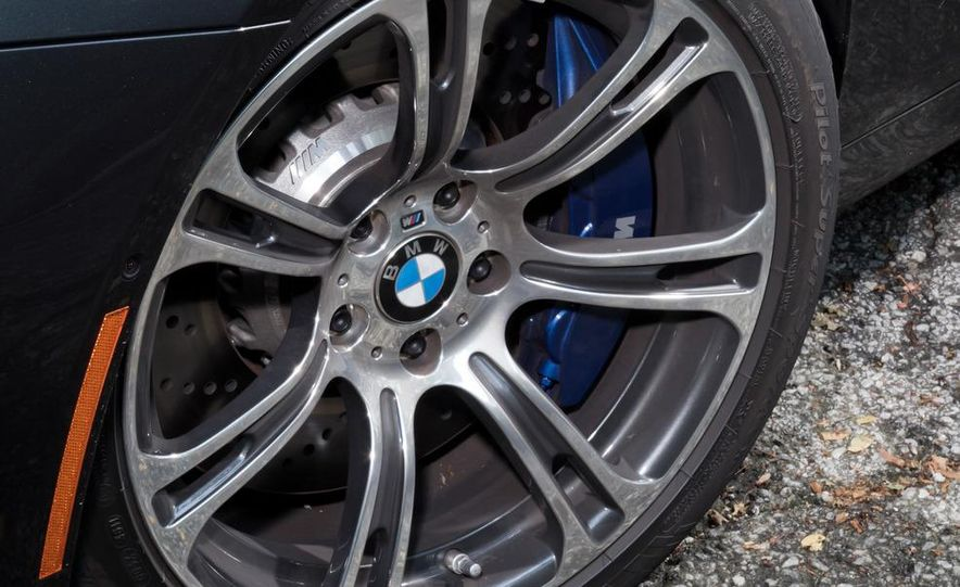 2012 BMW M6 convertible - Slide 25