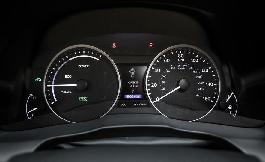2013 Lexus ES300h - Slide 36