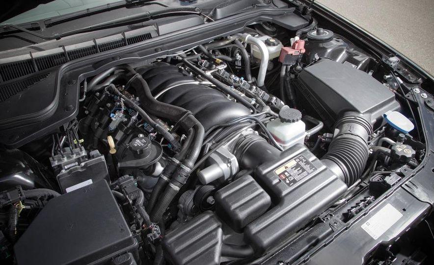 2012 Chevrolet Caprice PPV - Slide 24