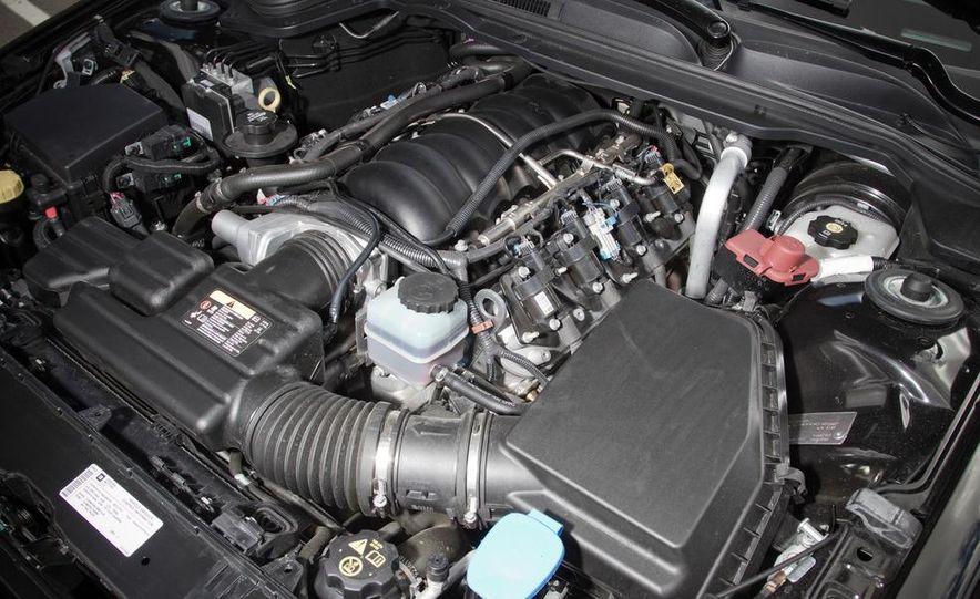 2012 Chevrolet Caprice PPV - Slide 25