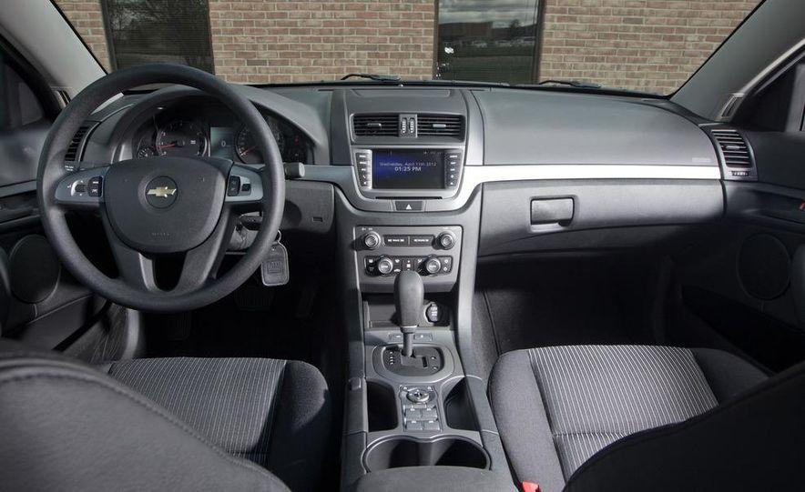 2012 Chevrolet Caprice PPV - Slide 19
