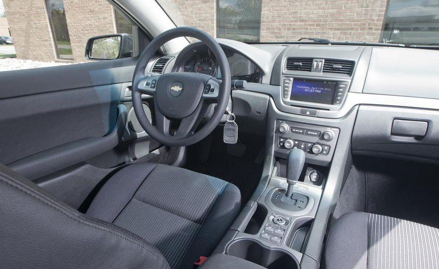 2012 Chevrolet Caprice PPV - Slide 20