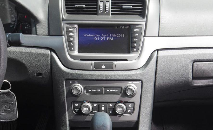2012 Chevrolet Caprice PPV - Slide 23
