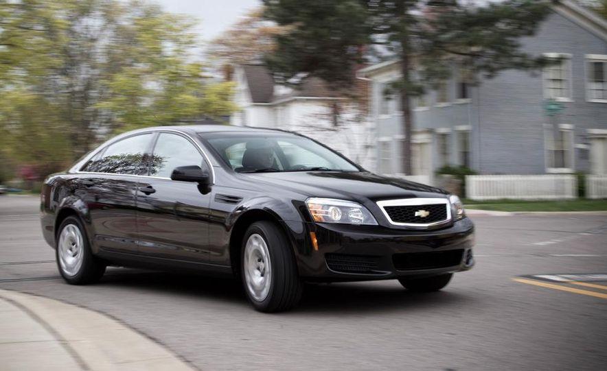 2012 Chevrolet Caprice PPV - Slide 5