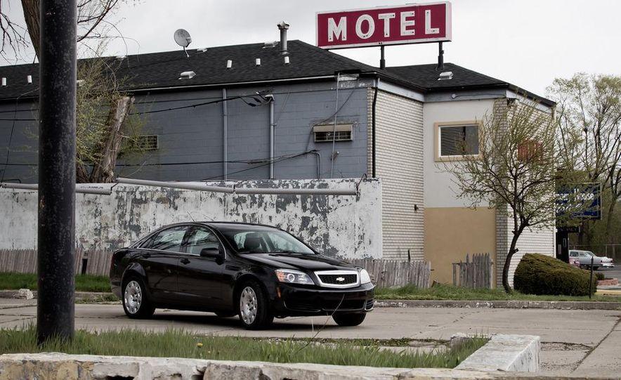 2012 Chevrolet Caprice PPV - Slide 6