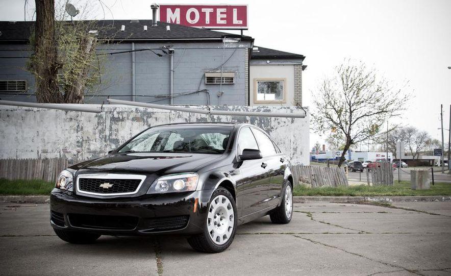 2012 Chevrolet Caprice PPV - Slide 8