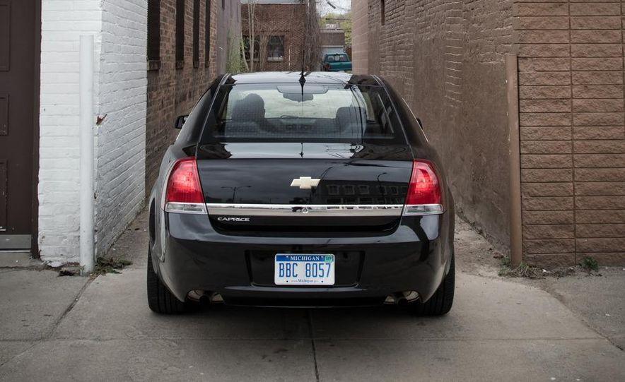 2012 Chevrolet Caprice PPV - Slide 9