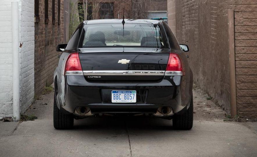2012 Chevrolet Caprice PPV - Slide 10