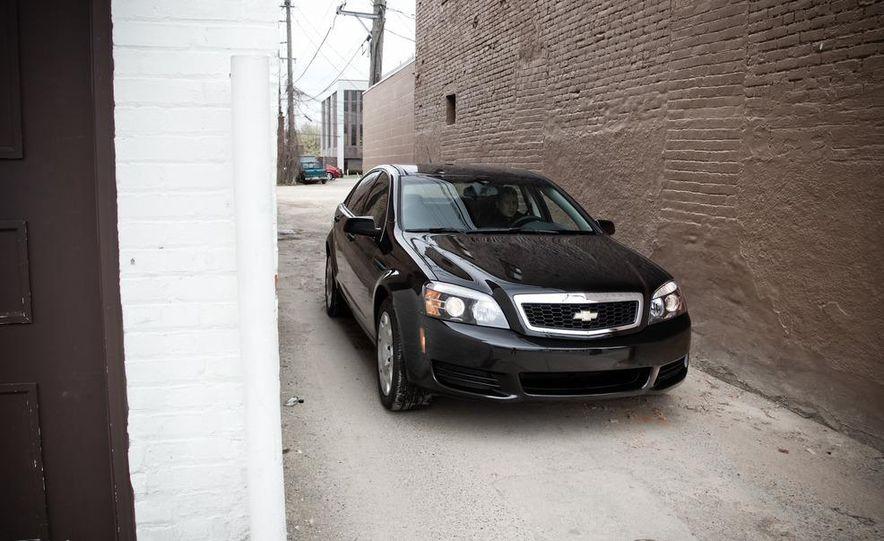 2012 Chevrolet Caprice PPV - Slide 11