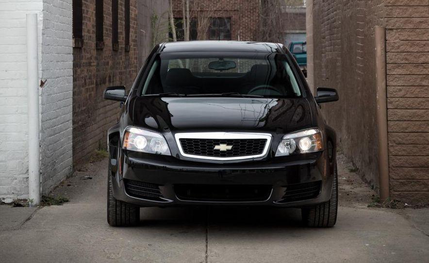 2012 Chevrolet Caprice PPV - Slide 12