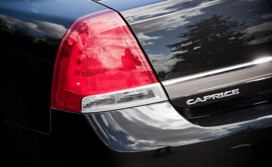 2012 Chevrolet Caprice PPV - Slide 16