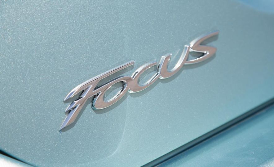 2012 Ford Focus Electric - Slide 31