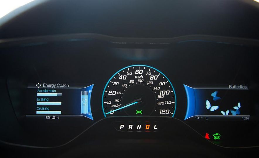 2012 Ford Focus Electric - Slide 35
