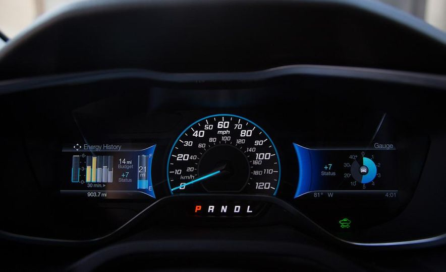 2012 Ford Focus Electric - Slide 36