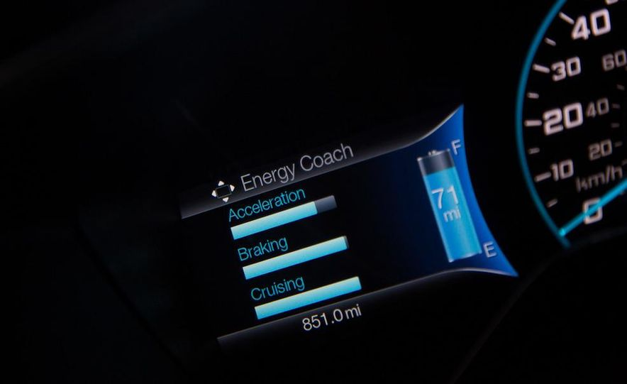 2012 Ford Focus Electric - Slide 37