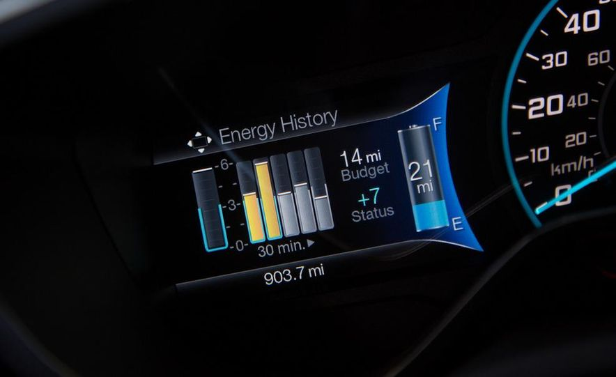 2012 Ford Focus Electric - Slide 38