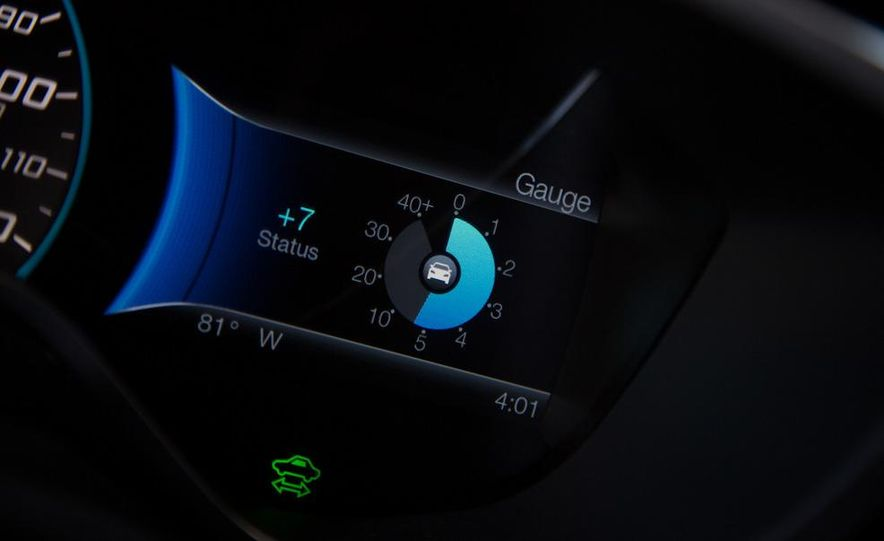 2012 Ford Focus Electric - Slide 40