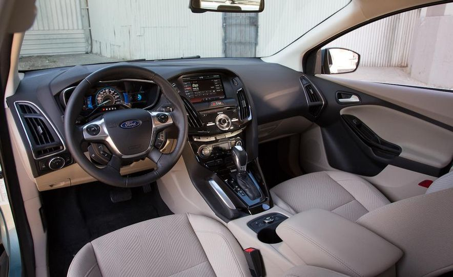 2012 Ford Focus Electric - Slide 33