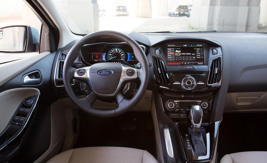 2012 Ford Focus Electric - Slide 34