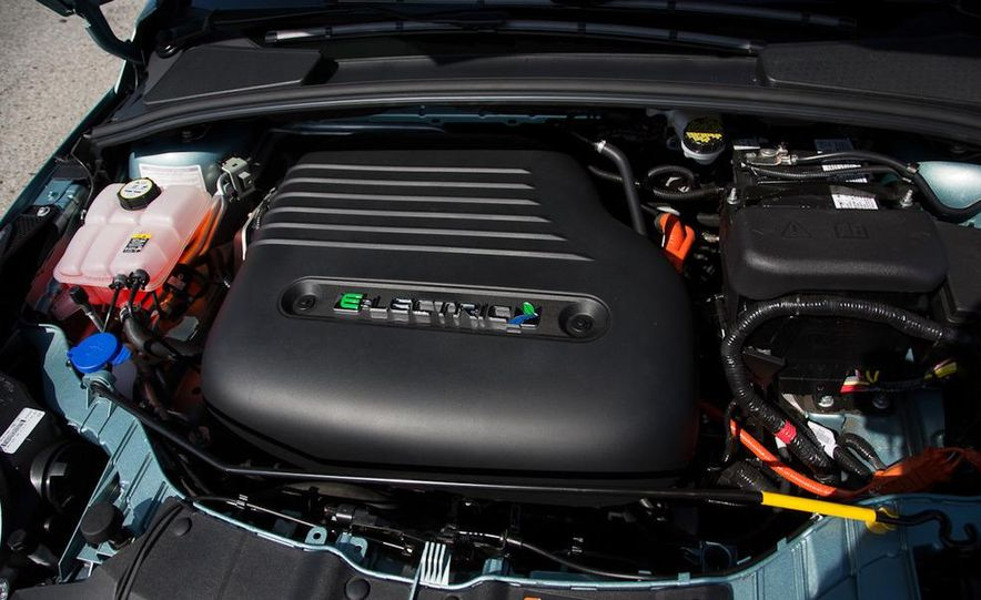 2012 Ford Focus Electric - Slide 41