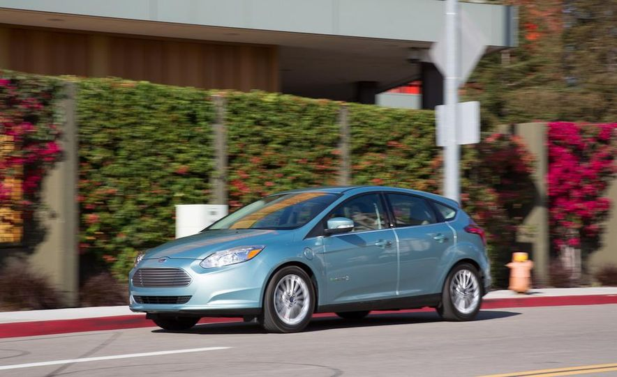 2012 Ford Focus Electric - Slide 3