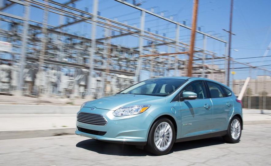 2012 Ford Focus Electric - Slide 6