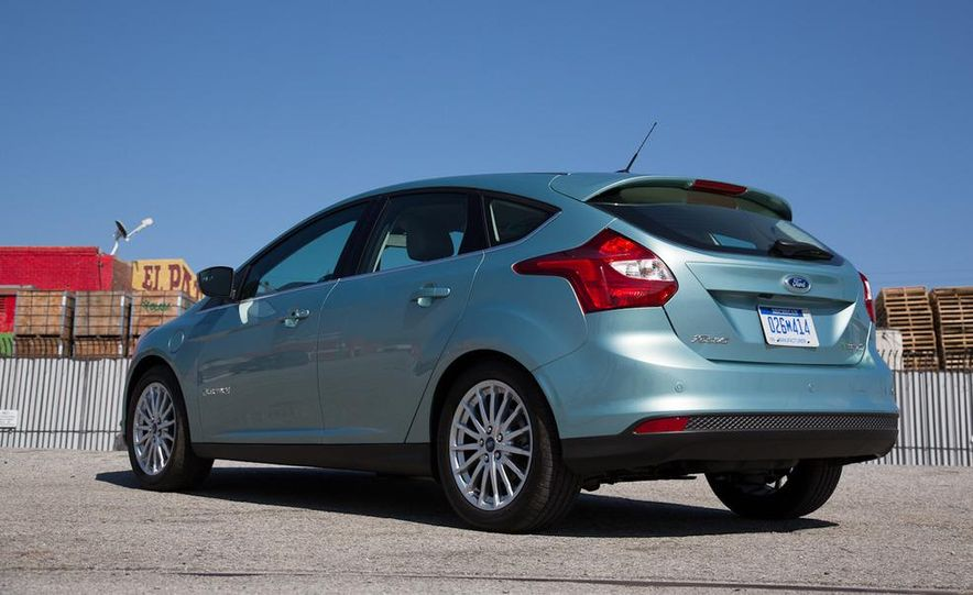 2012 Ford Focus Electric - Slide 20