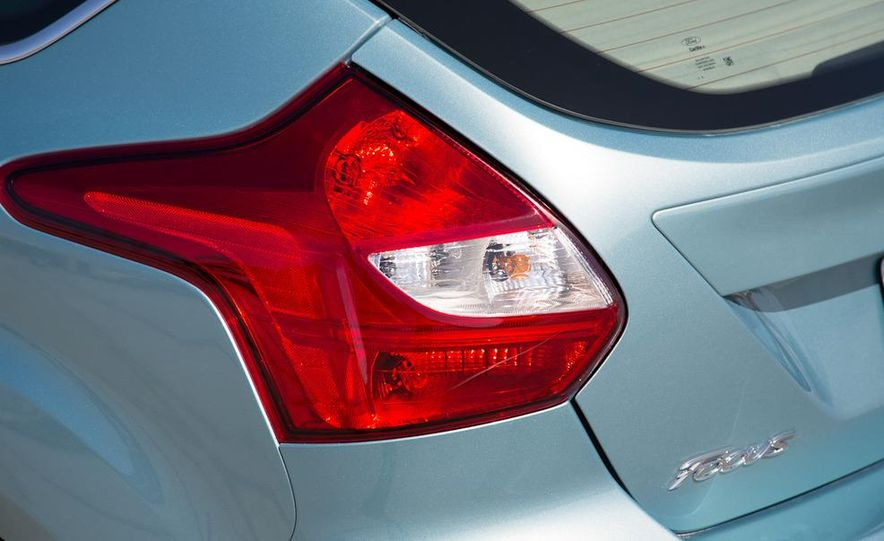 2012 Ford Focus Electric - Slide 30