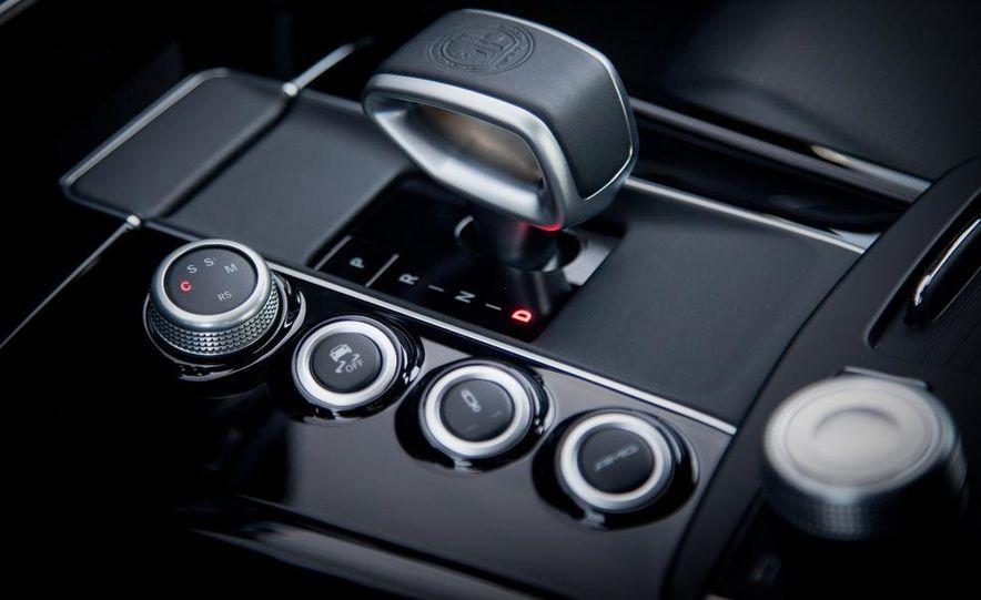 2012 Mercedes-Benz E63 AMG, 2013 Audi S6, and BMW M5 - Slide 43
