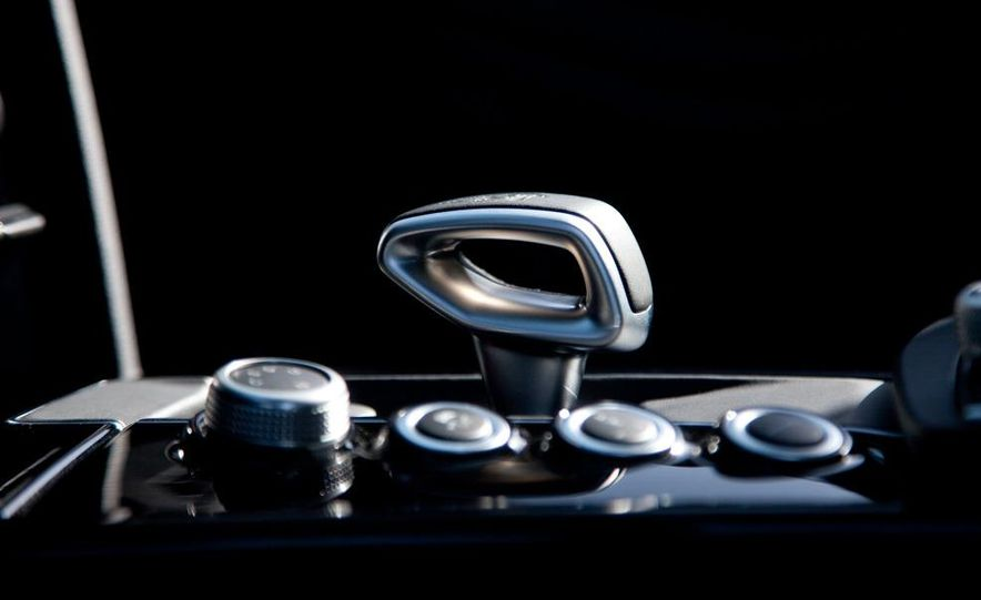2012 Mercedes-Benz E63 AMG, 2013 Audi S6, and BMW M5 - Slide 47