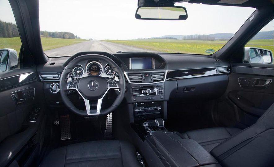 2012 Mercedes-Benz E63 AMG, 2013 Audi S6, and BMW M5 - Slide 41