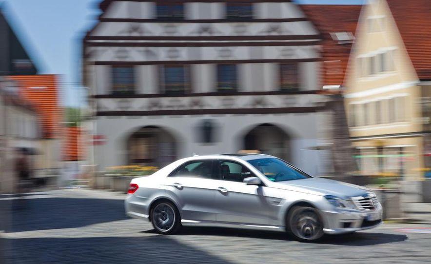 2012 Mercedes-Benz E63 AMG, 2013 Audi S6, and BMW M5 - Slide 34