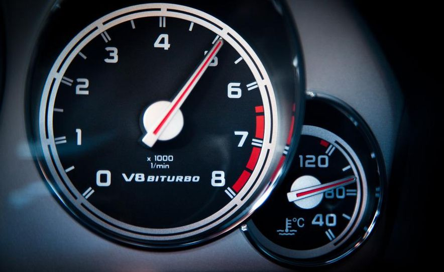 2012 Mercedes-Benz E63 AMG, 2013 Audi S6, and BMW M5 - Slide 46