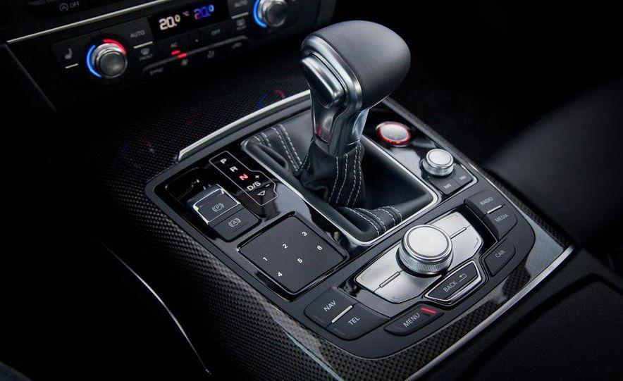 2012 Mercedes-Benz E63 AMG, 2013 Audi S6, and BMW M5 - Slide 61