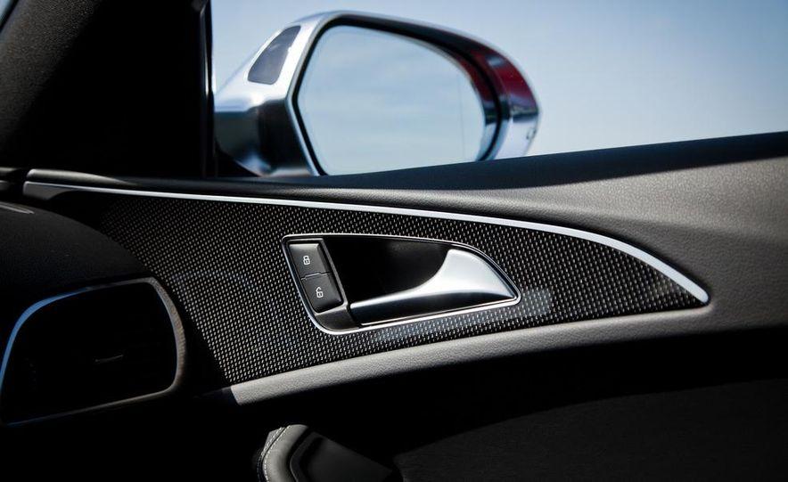 2012 Mercedes-Benz E63 AMG, 2013 Audi S6, and BMW M5 - Slide 66
