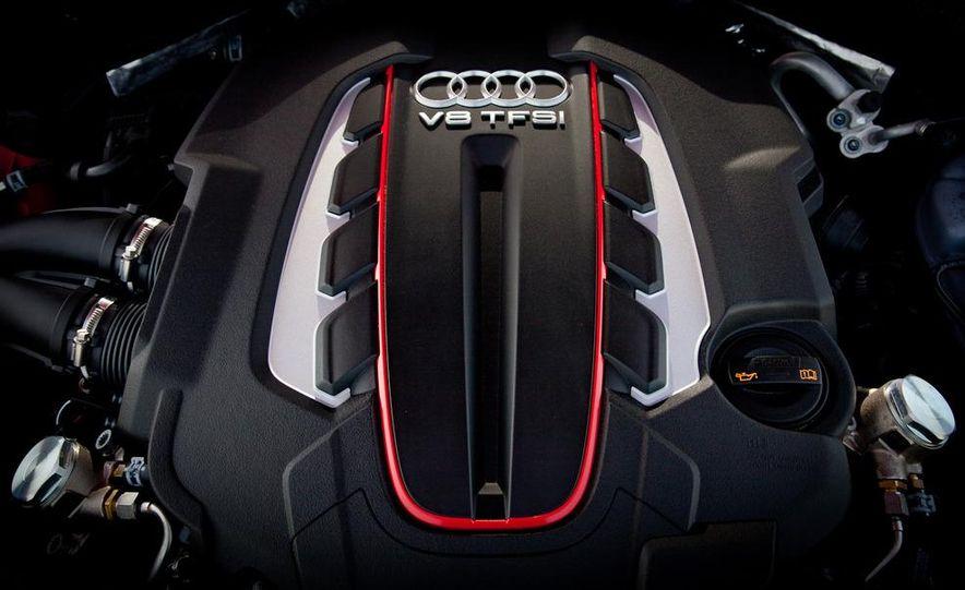 2012 Mercedes-Benz E63 AMG, 2013 Audi S6, and BMW M5 - Slide 68
