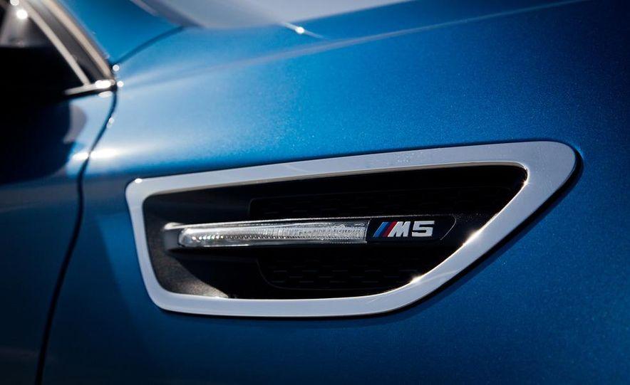 2012 Mercedes-Benz E63 AMG, 2013 Audi S6, and BMW M5 - Slide 24
