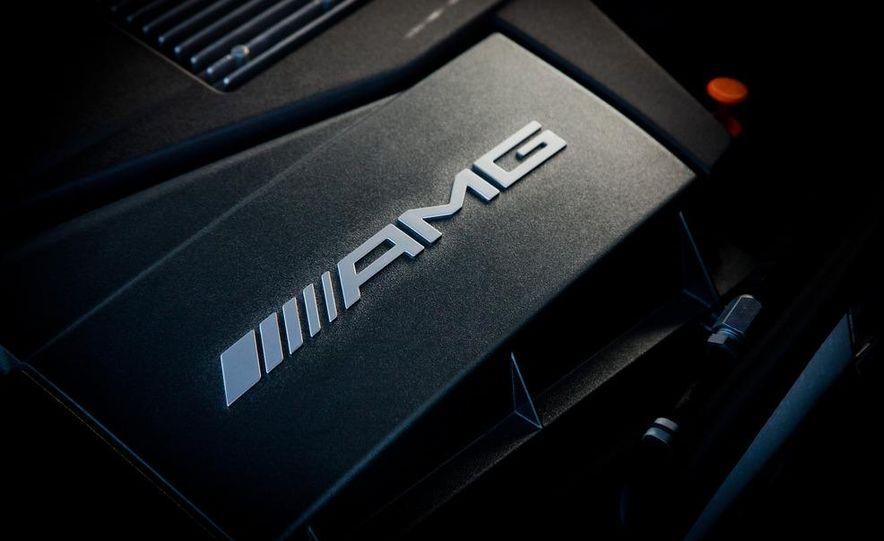 2012 Mercedes-Benz E63 AMG, 2013 Audi S6, and BMW M5 - Slide 50