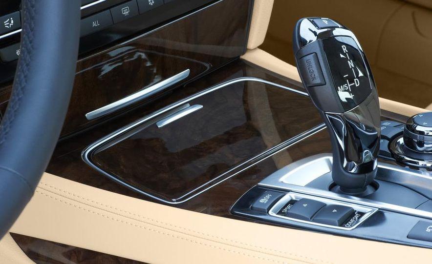 2013 BMW 750d xDrive and 750Li - Slide 18