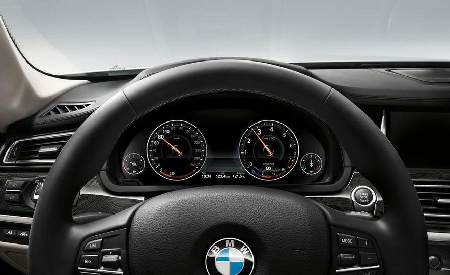 2013 BMW 750d xDrive and 750Li - Slide 8